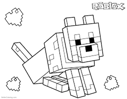 1000x780 Free Roblox Coloring Pages Fresh 20