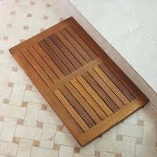 Slatted Medium Floor Mat