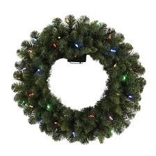 Harrows Artificial Christmas Trees by White Christmas Wreaths U0026 Garlands Target