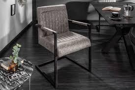 invicta interior design freischwinger stuhl big george