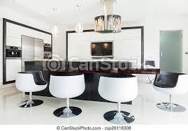 esszimmer wohnsitz zimmer groß modern essen luxus