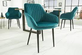edler design stuhl turin variantenwahl mit armlehne