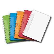 37623 Cahier 165x210cm 72 Pages 123 Couleur Aléatoire