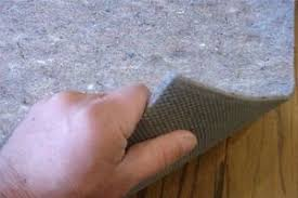 Felt Rug Pads For Hardwood Floors by H Plus Non Slip Shaw Recycled Fiber Rug Pad Felt And Rubber For