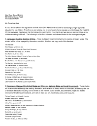 Homeschool Letter Of Intent Sample Uk Letters Sample Collections