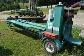 Evergreen Christmas Tree Mfg Baler Up To 14 Ft Trees Equipped