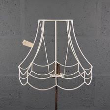 12 Double Scollop Wire Lampshade Lamp Shade Frame