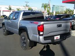 2018 New Toyota Tacoma TRD Off Road Double Cab 5' Bed V6 4x4 ... New 2018 Toyota Tacoma Trd Sport Double Cab In Elmhurst Offroad Review Gear Patrol Off Road What You Need To Know Dublin 8089 Preowned Sport 35l V6 4x4 Truck An Apocalypseproof Pickup 5 Bed Ford F150 Svt Raptor Vs Tundra Pro Carstory Blog The 2017 Is Bro We All Need Unveils Signaling Fresh For 2015 Reader