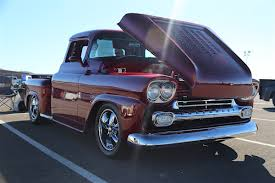 A 1958 Chevy Pickup With A Few Surprises Up Its Sleeve 1958 Chevrolet 3800 For Sale 2066787 Hemmings Motor News Spartan Truck Pictures 31 Apache Pick Up Wow Sale Classiccarscom Cc1038240 Chevy Pickup Something Sinister Truckin Magazine 2065258 Restoration On Connors Motorcar Company 195558 Cameo The Worlds First Sport