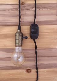 single light bulb with 6 cord http johncow us