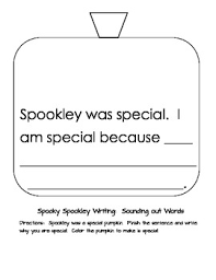 Spookley The Square Pumpkin Printable Book by Spookley The Square Pumpkin Themed Activities By C Is For Coach Tpt