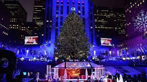 Nbc Christmas Tree Lighting 2014 Mariah Carey by Christmas Rockefelleristmas Tree Lighting Lights Up Cnn Travel