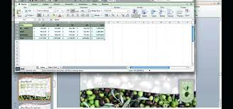 How To Insert Excel Into Word How To Paste An Excel Table Into A