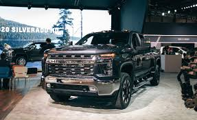 100 Grills For Trucks Comments On The 2020 Chevrolet Silverado HD Is Smart Burly