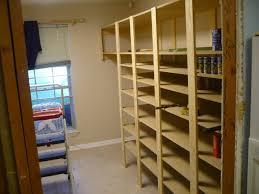 food storage shelves i havent seen any diy plans storage room