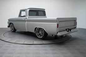 135718 1965 Chevrolet C10 RK Motors Classic Cars For Sale 1965 Chevy Truck Chevy C10 Pickup Rat Rod Truck Photo 1 Curbside Classic Chevrolet C60 Maybe Ipdent Front With 18x8 And 18x9 Torq Thrust Ii Find Of The Week Ford F350 Car Hauler Autotraderca Custom Deluxe For Sale 9098 Dyler 135931 Rk Motors Cars Fuel Injected Restomod Youtube Buildup Truckin Magazine For In Bc 350 Small Block This Simple Packs A Big Secret Under Hood