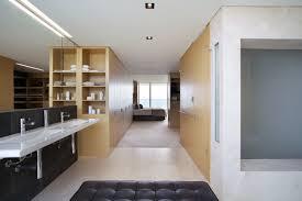 master suite design integrates bedroom closet trends