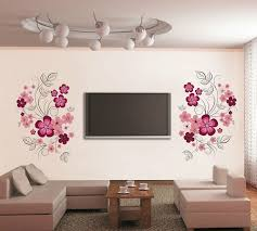 Giant Flower Wall Decals