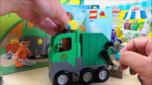 Duplo Lego Recycling Garbage Toy Truck Unboxing - YouTube Lego Dump Truck And Excavator Toy Playset For Children Duplo We Liked Garbage Truck 60118 So Much We Had To Get Amazoncom Lego Legoville Garbage 5637 Toys Games Large Playground Brick Box Big Dreams Duplo Disney Pixar Story 3 Set 5691 Alien Search Results Shop Trucks Bulldozer Building Blocks Review Youtube Tow 6146 Ville 2009 Bricksfirst My First Cstruction Site Walmartcom 10816 Cars At John Lewis