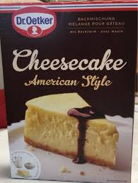 cheesecake american style dr oetker 295 g