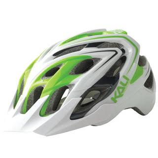 Kali Protectives Chakra Plus Helmet - Sonic/Green, Small-Medium