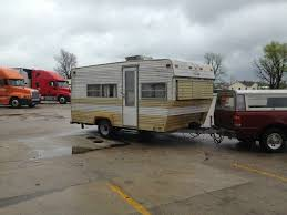 I Bought This 1973 Prowler Camper In Springfield MO For 1000 On Craigslist Edit Had Been Looking A Small Single Axle Vintage While