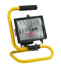anco halogen floodlight with stand 400w welcome to the landlite
