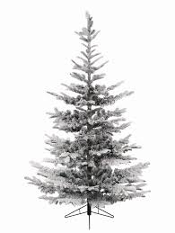 8ft Artificial White Christmas Tree by Plastic Christmas Tree Fasteners Christmas Lights Decoration