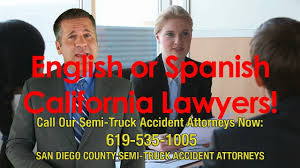 San Marcos CA Best Semi-Truck Accident Attorneys Personal Injury ...