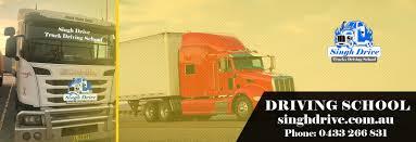 Singh Drive: Trucks Driving School