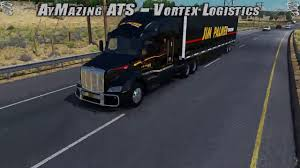 100 Palmer Trucking Company Showcase Jim American Truck Simulator