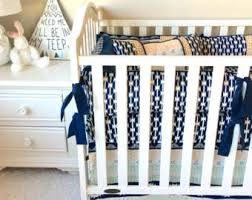 Baby Crib Bedding Sets For Boys by Crib Bedding Etsy