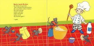 backe backe kuchen kirsten höcker illustration