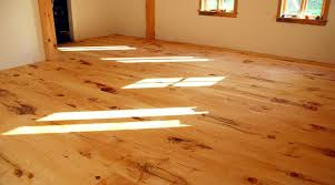 White Pine Floors Finished With Rubio Monocoat A Zero VOC Durable Oil