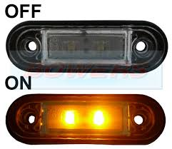 12v/24v Flush Fit Slim Amber LED Marker Lamp/Light Ideal For Truck ... Buyers Products Company 18 Amber Led Mini Light Bar8891090 The Wolo Emergency Warning Light Bars Halogen Strobe Bars 20 Inch Single Row Bar Stuff4x4 40 Flash Strobe Car Truck 16 Modes Emergency Hazard Inch Low Profile Magnetic Roof Mount Vehicle 24 Led 12 Dual Function Barglo Lightamber Ledamber Lens 36861b Amberwhite 47 88 Beacon Warn Tow Rigid Industries 120323 Eseries Pro 110w Combo Spot Permanent 360 Degree Safety With Reverse Tail 20inch Cree With Drl 70920drla Rough Amazoncom Binbox Double Side 108w Work Bar Beacon