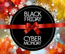 Black Friday And Cyber Monday Black Friday Cyber Monday