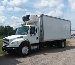 Used / Pre-Owned Commercial, Conventional, Daycab, Medium Duty Truck ...