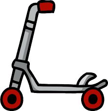 Download Kick Scooter Clipart HQ PNG Image