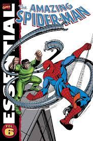 Essential Spider Man Vol 6 Trade Paperback