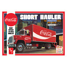AMT 1048 1/25 Coca-Cola Ford Louisville Line Truck Short Hauler ...