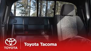 The New Tacoma L Accommodating Rear Seats | Toyota - YouTube World Pmiere Of Allnew 20 Highlander At New York Intertional Meerkat Solid Arm Chair Bushtec Adventure A Collapsible Chair For Bl Station Toyota Is Remaking The Ibot A Stairclimbing Wheelchair That Was Rhinorack Camping Outdoor Chairs Ironman 4x4 Sienna 042010 Problems And Fixes Fuel Economy Driving Tables Universal Folding Forklift Seat Seatbelt Included Fits Komatsu Removing Fortuners Thirdrow Seats More Lawn Walmartcom Faulkner 49579 Big Dog Bucket Burgundyblack