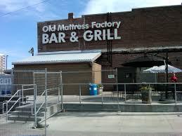 Old Mattress Factory in Omaha NE