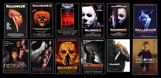 Halloween Iii Season Of The Witch Cast by Horror Movie Logos Halloween Edition Youtube