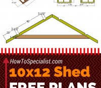 free 12x16 gambrel shed material list shed plans 10x12 building best storage ideas only on