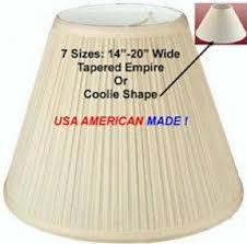 Coolie Lamp Shades Floor Lamps by Mushroom Pleated Lamp Shade Foter