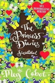 The Princess Diaries Sixsational Cabot Meg Good Book
