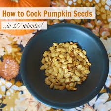 Toasting Pumpkin Seeds In Microwave by How To Cook Pumpkin Seeds In 15 Minutes