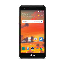 Boost Mobile LG X Power 16GB Prepaid Smartphone Black Walmart