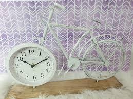 deko uhr fahrrad uhr deko fahrrad deko