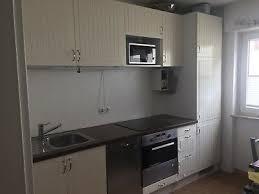 ikea komplett küche mit weißen fronten landhausstil eur